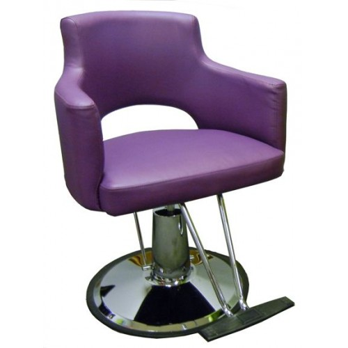 Italica L29 Star Maker Violet Styling Chair With Your Choice of Base