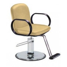 AP-071 Reclining Decora Styling Chair Choose Base Style, Footrest and Color Please
