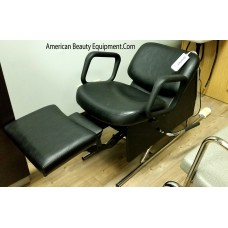 Belvedere SR34 Conventional Electric Siesta Shampoo Chair For Use With Any Wall Shampoo Bowl USA