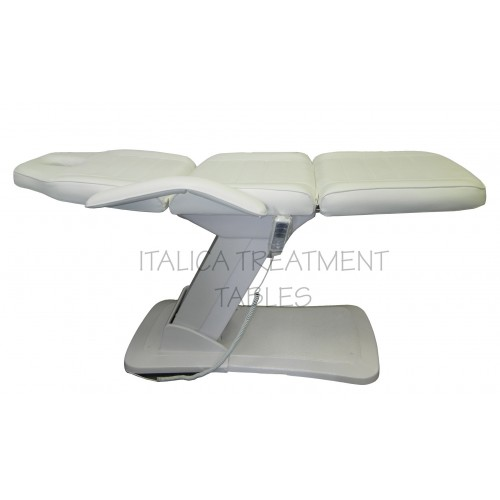 FREE SHIPPING 2214 Electric Facial Table With Face Hole White High Quality