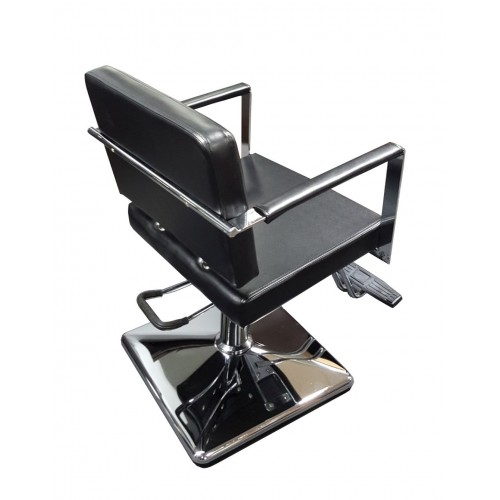 SUPER SPECIAL 3313 Pablo Black Styling Chair Solid Steel Frame