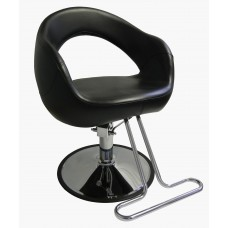 Italica 8223 Donatus Black Styling Chair Lower Price While Supplies Last