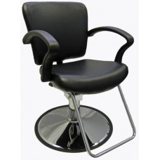 Italica 8211 Lily Black Salon Styling Chair Best Discounts Anywhere Call Today
