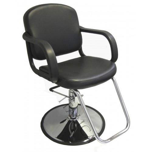Italica 7190 Daphne Italica Black Styling Chair Your Choice Styling Chair Base