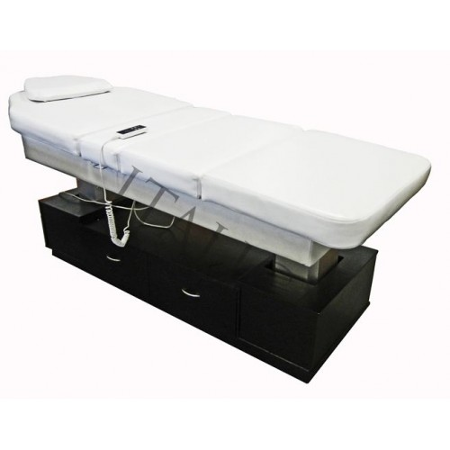 FREE SHIPPING 3 Motor Facial Treatment Table With Cabinet And Drawers Italica 2357