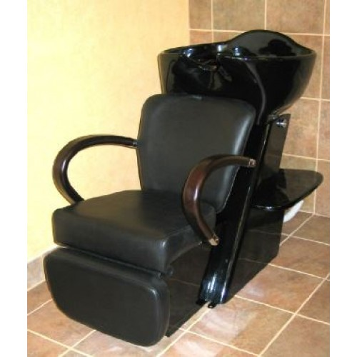 Italica 6266PS Morpheus Side or Backwash Shampoo Unit With Lever Control Footrest