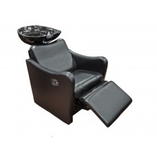 8018 Relax Side or Backwash Hair Washing Unit With Footrest