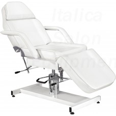 2501 White Hydraulic Facial, Tattooing, Treatment or Waxing Bed