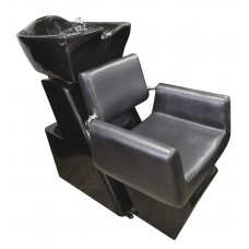 2167S Ariel Sofa Style Shampoo Side or Backwash Unit For Salons