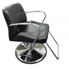 Closeout- Italica 8561 Ida Styling Chair From Italica Choice of Styling Chair Base