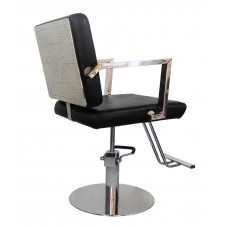B15M Charles Metal Back Styling Chair With Square Base Standard