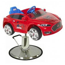 SPECIAL DEAL-Spider-man Hair Styling Car For Children's Hair Salons