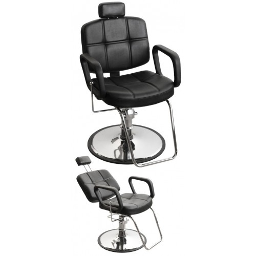 Jeffco 6366.1 Raleigh Reclining All Purpose Chair Waffle Back