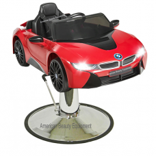 Red BMW I8 Coupe Kids Styling Chair Car In Stock 2-4 Shipping