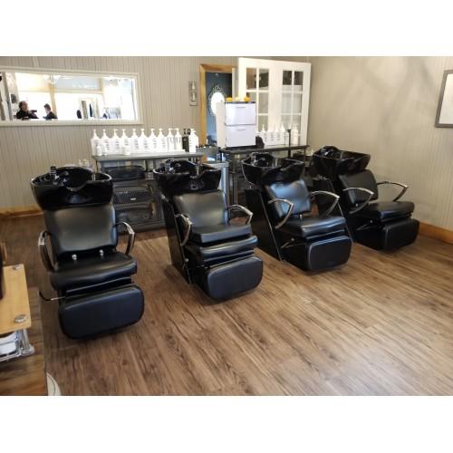 Italica 6265S Chromius Shampoo Sidewash or Backwash Lever Footrest Top Quality Guaranteed