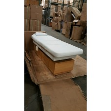 Italica Stationary Massage Table With Cabinet And Storage Drawers -Showroom Model