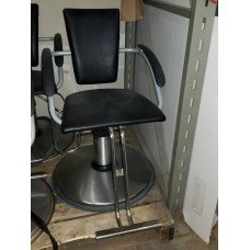 $100.00 Black Belvedere Used Olymp Styling Chairs Used