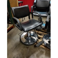 Used Takara Belmont Styling Chair With High Quality B1A Bases