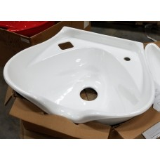 Belvedere 3100 Cameo Porcelain In White As Is