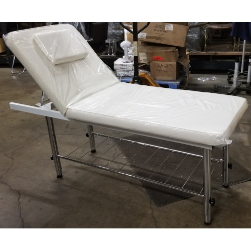 New Adjustable Height Facial and Massage Bed