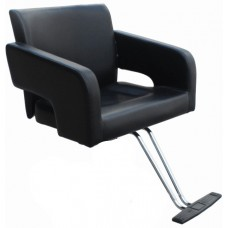 204 Styling Chair Top Only Small Tear In Seat Sold Area As Is Cheap!
