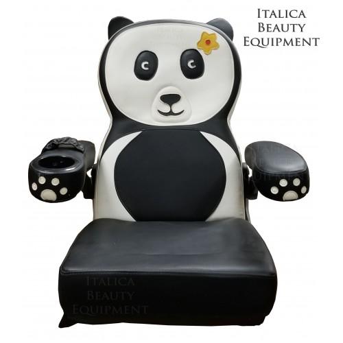 Panda Pedicure Chair Tops Mounts On Any Base Easily