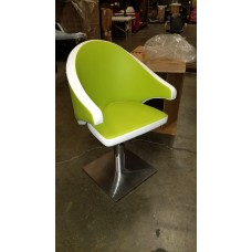 Showroom Ceriotti Styling Chair Matches Shampoo Unit