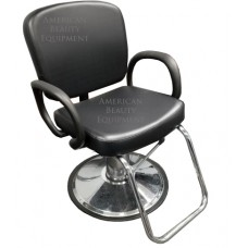 Ends 4-10- 2021 In Stock Clearance 5406 Loop Pibbs Hair Salon Styling Chair