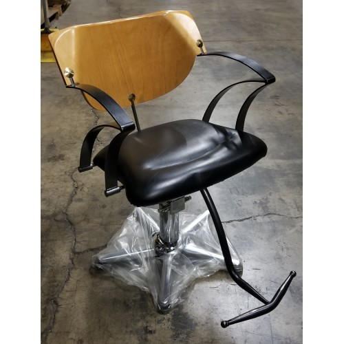 European Styling Chairs Used In Very Good Condition Backs Can Be Refinished