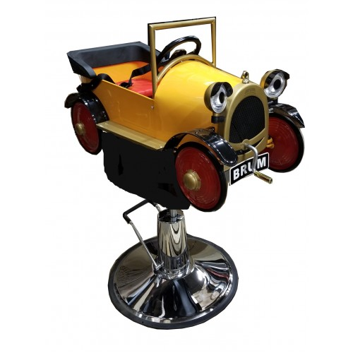 BRUM Kids Hair Styling Car For Kids Awesome One of A Kind Model Not Made Anymore!