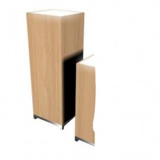 Etopa Tall Display or Showcase For Window Product Showcasing or Advertising
