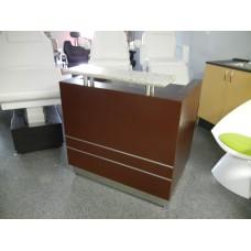 Lucas Showroom Reception Desk Like New Sold As Is