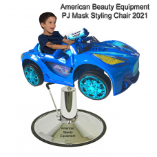 PJ MASK Styling Car For Children's Hair Cuts From Italica