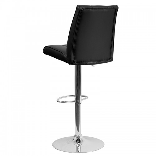 1220 Make Up Chair Black Modern In stock
