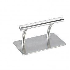 Italica Stand Alone Footrest For Styling Chairs or Shampoo Units FR001