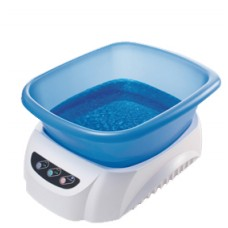 6605 Professional Portable Foot Bath & Massager-Foot Bath Pod With Disposable Liners