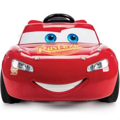 NEW! Lightning McQueen Kids Hair Styling Race Car 2021