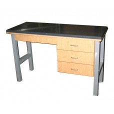 Manicure Tables USA Made Highest Quality Granite Topped By Collins Used Like New