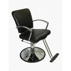 6267 Tiberius Italica Hair Styling Chair Choice of Base & Footrest
