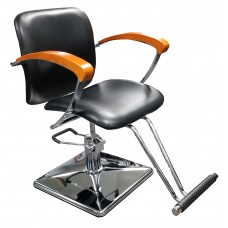 116648 Amber Styling Chair From Veeco Choose Base