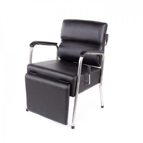 Jeffco 3900 Lever Recline Shampoo Chair Black