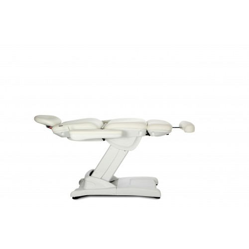 FREE SHIP 4 Motor Facial Chair Good Quality White In Stock Ships Fast