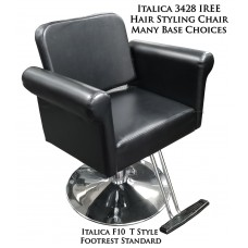 Italica 3428 IREE Sofa Style Luxury Hair Styling Chair