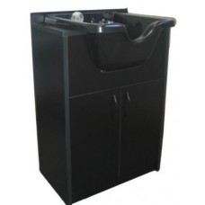 Italica CS03 Shampoo Bowl Cabinet For Hair Salons or Salon Suites