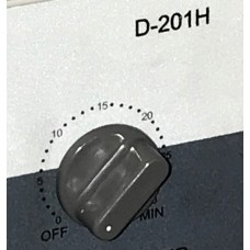 Gray On Off Knob For D214 or D201 Facial Steamers Replacement