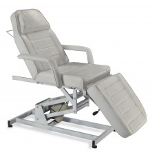 Italica 3673A Electric Height Facial Chair With Manual Legs & Backrest Free Shipping