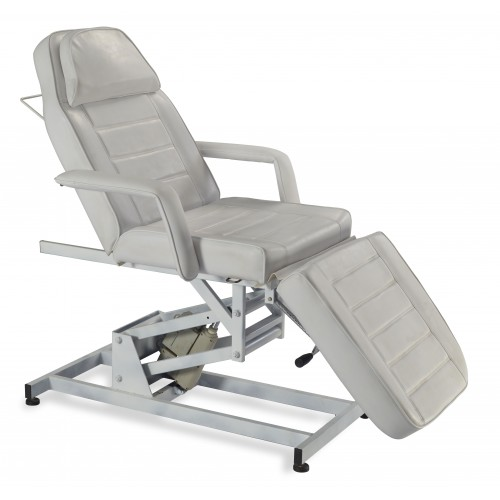FREE SHIPPING 3673A Electric Height Facial Chair With Manual Legs & Backrest