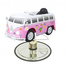 Love Bug VW Hair Styling Chair Bus For Your Cutting Kids Hair In Salons or Barber Shops Very Durable