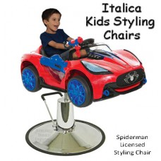 2020 Spiderman Styling Car For Children's Hair Cuts From Italica