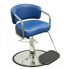 Italica Blue Brianna Kids Hair Styling Chair K63 Your Choice Base
